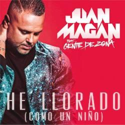 Juan Magán - He llorado (Como un niño)