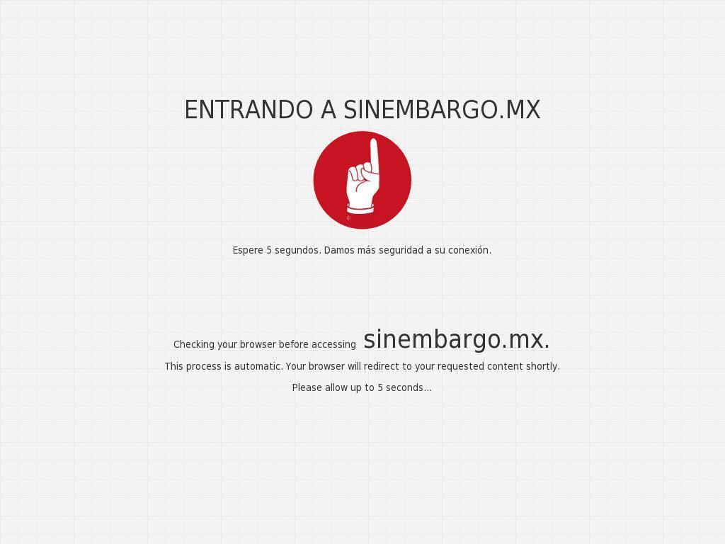 Sin Embargo at Sunday Jan. 21, 2018, 12:21 a.m. UTC
