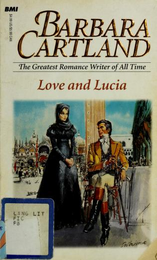 Cover of: Love and Lucia |