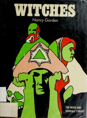 Cover of: Witches | Nancy Garden